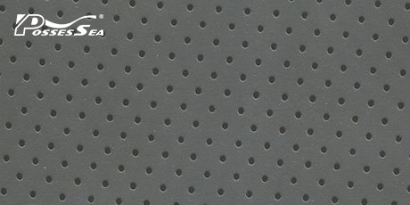 Visible Perforated Neoprene Sheet